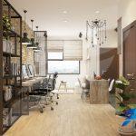 Cho thuê văn phòng – officetel Newton Residence 10-20tr/tháng