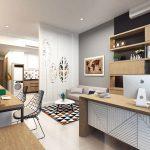 Bán Officetel Newton Residence Phú Nhuận 34-61m2