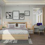 Căn hộ Newton Residence nội thất đầy đủ, 2 Phòng Ngủ, Giá 4.75 tỷ