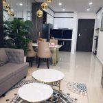 Cho Thuê Căn Hộ Newton Residence 2PN, 2WC, giá 20tr
